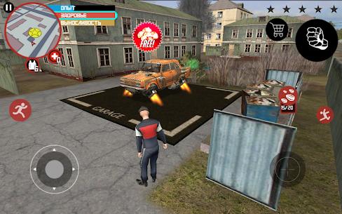 Slavic Gangster Style MOD APK 1.6.1 (Unlimited Skills) 3