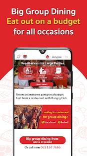 Hungry Hub - Thailand Dining Offer App 5.7.9 Screenshots 7