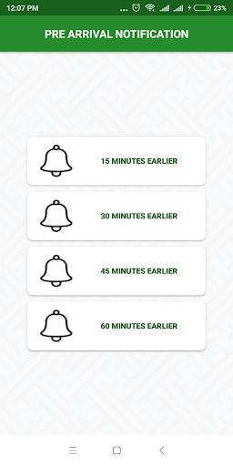 Pak Rail Live - Tracking app of Pakistan Railways  Screenshots 7