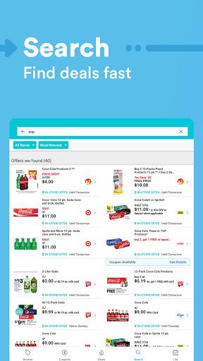 Flipp - Weekly Shopping modavailable screenshots 13