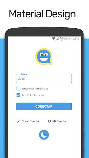 Latin Chat - Chat Latino modavailable screenshots 1