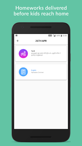 Kencil - School parent communication app 1.8.10 Screenshots 4