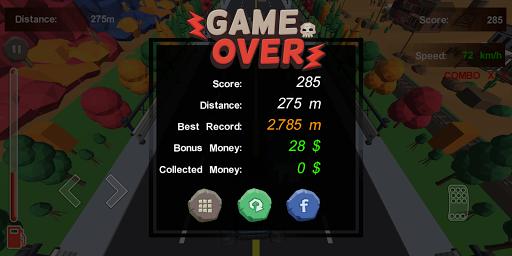 Car Endless Racing Game for Kids screenshots 7