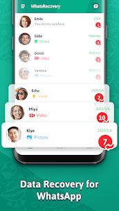 Recuperación de datos para WhatsApp. 4