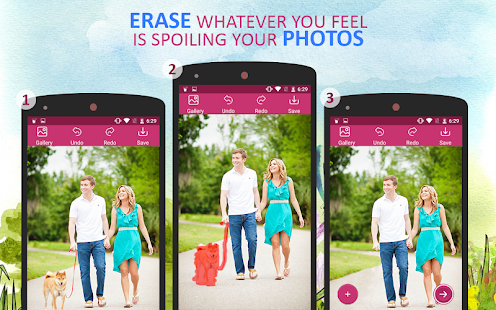 Remove Object from Photo - Unwanted Object Remover 2.5 Screenshots 3