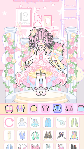 Vlinder Girl - Dress up Games , Avatar Creator  screenshots 3