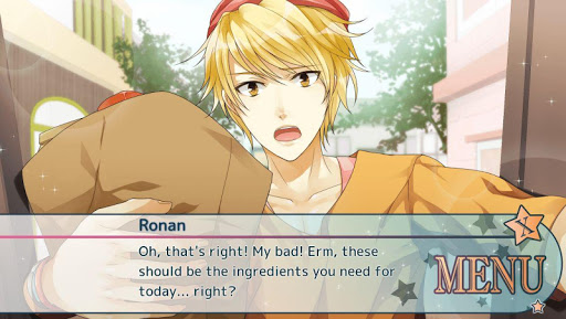 How to Take Off Your Mask - Fantasy Otome Game  screenshots 4