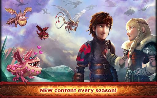 Dragons: Rise of Berk apktram screenshots 4