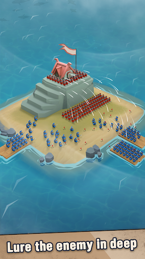 Island War 1.3.6 screenshots 2