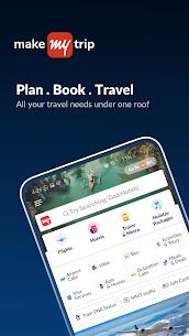 MakeMyTrip Travel Booking: Flights, Trains, Hotels 1