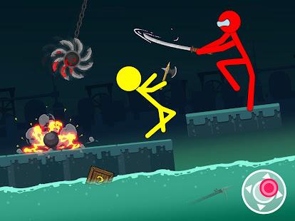 Stick Fighter: Stickman Games  screenshots 1