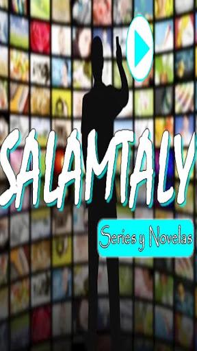 Series y Novelas Salamtaly screenshot 1