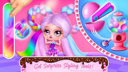 Candylocks Hair Salon - Style Cotton Candy Hair  Screenshots 4