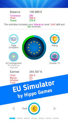 European Union Simulator  screenshots 1