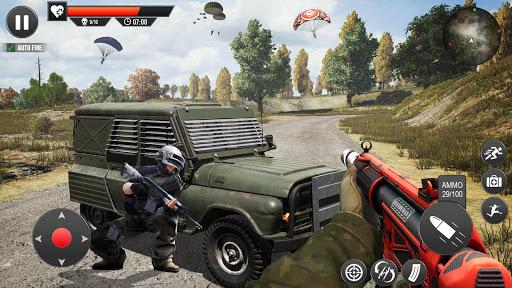 Commando Shooting Games 2020 - Cover Fire Action  screenshots 14