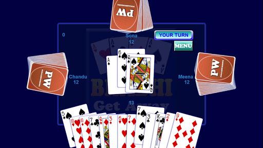Bhabhi Card Game Apkfinish screenshots 2