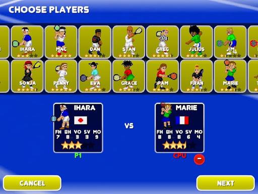 Tennis Champs Returns apktram screenshots 12