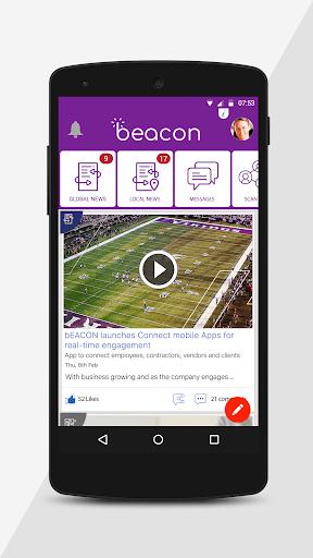 Beacon hack tool