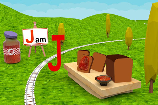 Learn ABC Alphabet - Train Game For Preschool Kids 2.1 screenshots 4