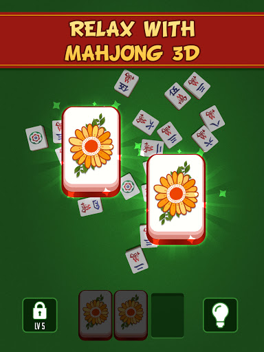 Mahjong 3D - Pair Matching Puzzle 1.1 screenshots 9