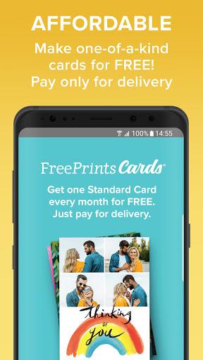 FreePrints Cards – Fast & Easy  screenshots 1