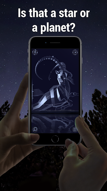 Star Walk 2 Free - Sky Map, Stars & Constellations Android App Screenshot