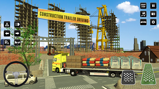 City Construction Simulator: Forklift Truck Game 3.38 screenshots 12