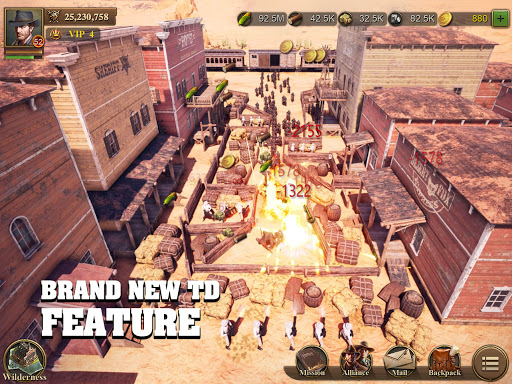Wild Frontier: Town Defense 1.5.5 screenshots 16