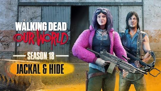 The Walking Dead Our World MOD APK 1