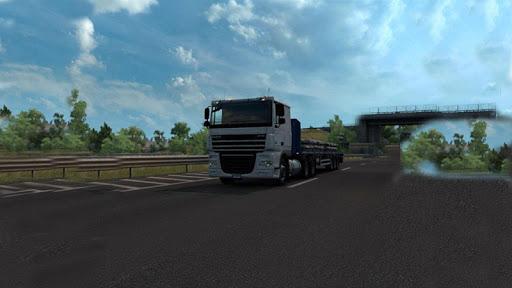 Euro Drinving Truck Simulator 2020 apkdebit screenshots 8