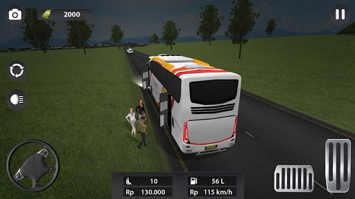 Bus Parking Games 21 ud83dude8c Modern Bus Game Simulator  Screenshots 3