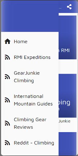 climbing world news - ifsc , uiaa, fisu, olympics screenshot 2