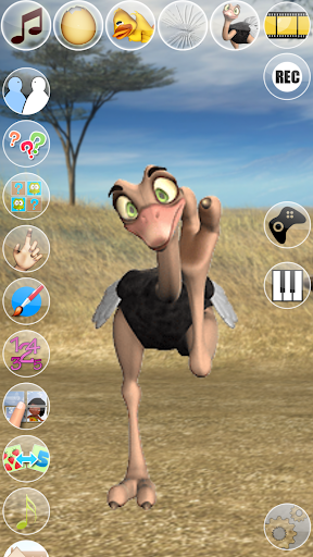 Talking Joe Ostrich 210105 screenshots 6
