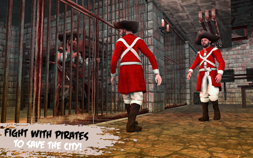 Pirate Bay: Caribbean Prison Break - Pirate Games screenshots 3