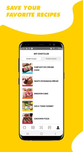 chefclub - anyone can be a chef! screenshot 3