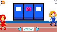 Open Closet school Girl game walkthroughのおすすめ画像3