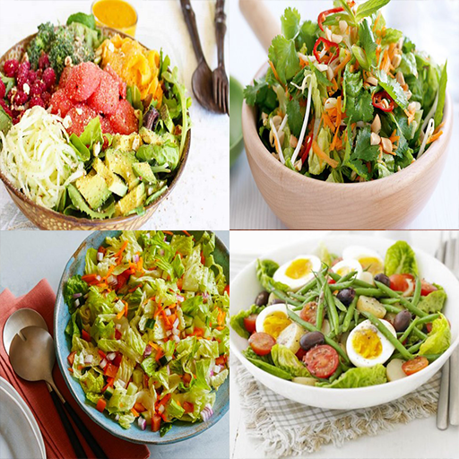 Baixar Nutritious Recipes Of Fruit And Vegetable Salads