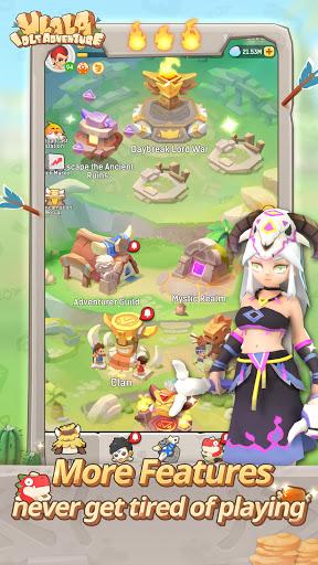 Ulala: Idle Adventure screen 0
