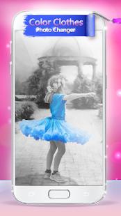 Color Clothes Photo Changer 4.0 Screenshots 5