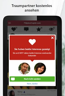 FilipinoCupid: Philippinisches Dating-App Screenshot