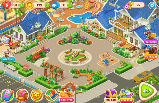 Resort Hotel: Bay Story 2.1.0 Screenshots 16