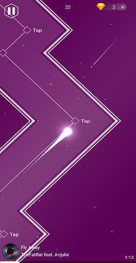 Beat Dot: Dancing Ball Music Line 4.6 screenshots 5