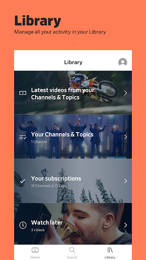 Dailymotion - the home for videos that matter  Screenshots 4