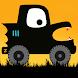 Labo ハロウィンカー(5+)-子供のパトカートラック絵画落書きレースゲーム。 - Androidアプリ