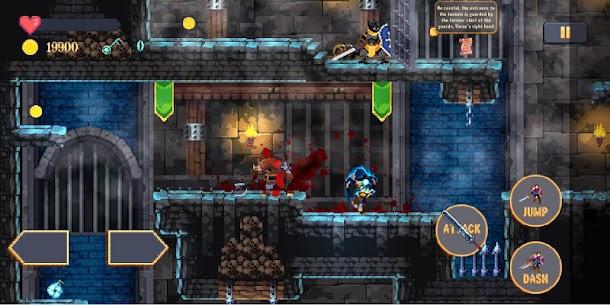 Castle of Varuc: Action Platformer 2D Hack & Cheats Online 4