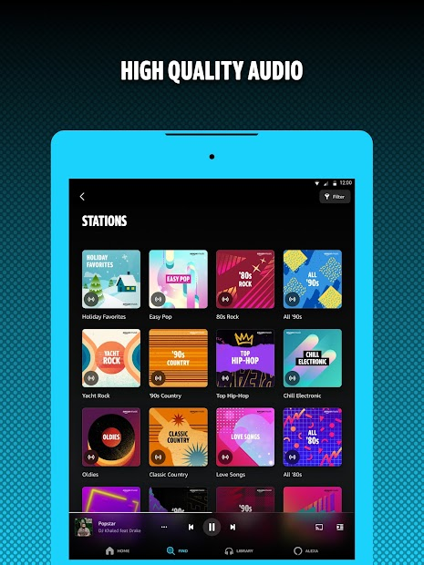 Amazon Music: Stream and Discover Songs & Podcasts screenshot 7
