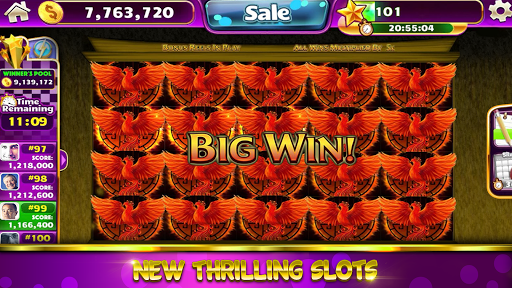 Jackpot Party Casino Games: Spin Free Casino Slots 5019.01 screenshots 5
