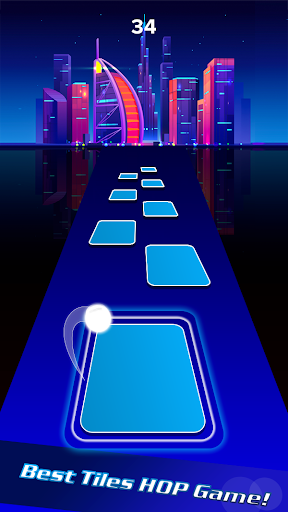 Tiles Dancing Ball Hop 1.1 screenshots 15
