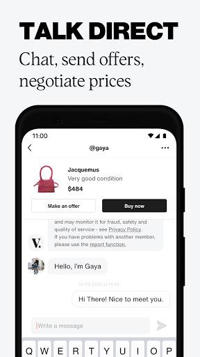 Vestiaire Collective: Preloved Fashion Marketplace apktram screenshots 4