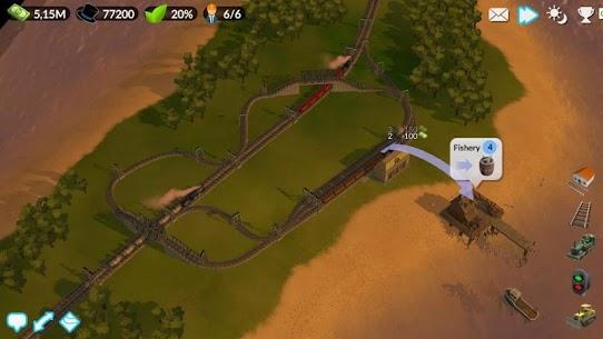 DeckEleven's Railroads 2 Mod Apk 3.0.4 (Unlimited Money) 3